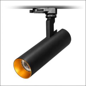 LED-Strahler für Stromschiene